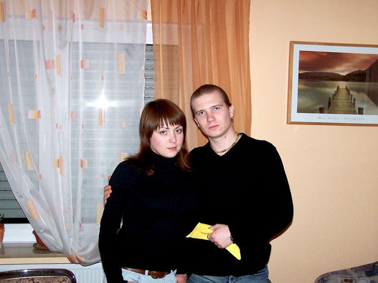 Отмечаем Новый 2007 год