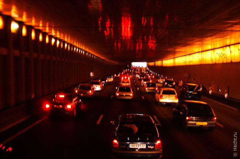адский тоннель