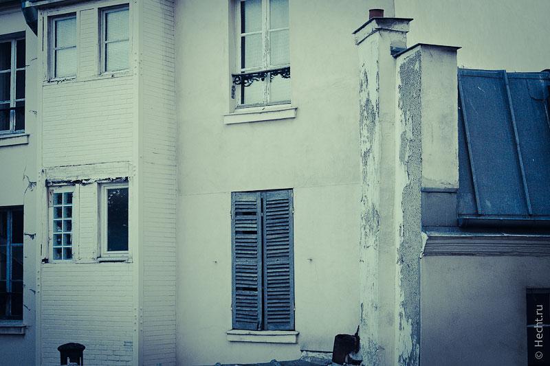 Парижские задворки